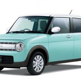 【スズキ・アルトラパン】 軽でも基本性能は小型車以上