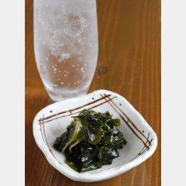 合う酒=ハイボール、生ビール(C)日刊ゲンダイ