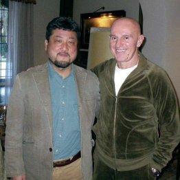 父・力さんが明かす ザッケローニ日本代表監督就任秘話