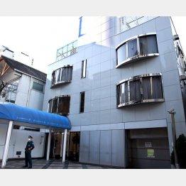 ジャニーズ事務所(写真)を離れ再始動/(C)日刊ゲンダイ