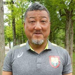 ロシアW杯には兵庫県出身者を3人出すのが目標です