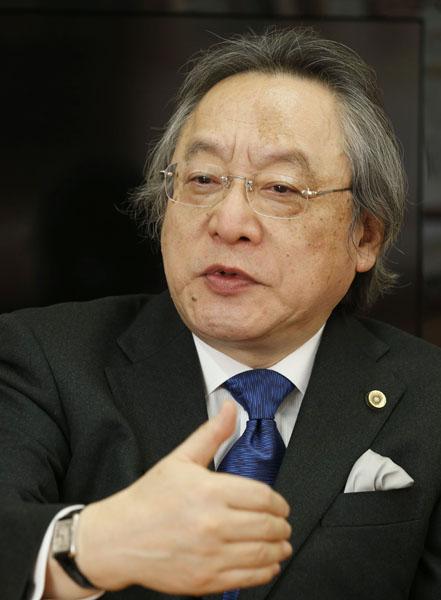 慶応義塾大学名誉教授・小林節氏(C)日刊ゲンダイ