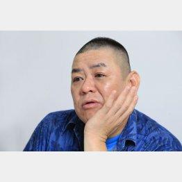 落語家・笑福亭和光さん(C)日刊ゲンダイ