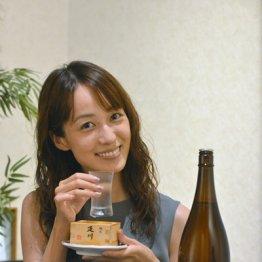"""一升瓶を抱えホテルを徘徊 及川奈央と日本酒の""""深い仲"""""""