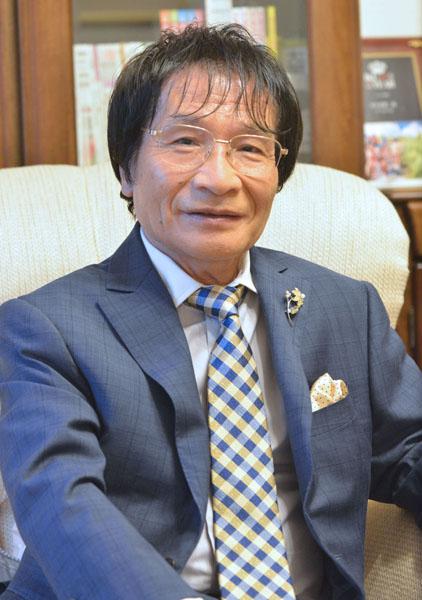 尾木直樹さん(提供写真)