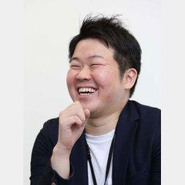 エブリーの吉田大成取締役(C)日刊ゲンダイ