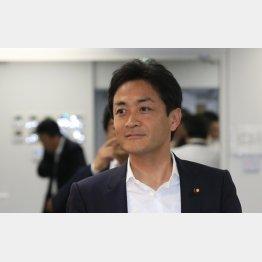 2区の玉木雄一郎氏(C)日刊ゲンダイ