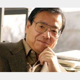 千葉商科大学人間社会学部教授の松野弘氏(提供写真)