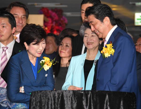 安倍批判を封印(C)日刊ゲンダイ