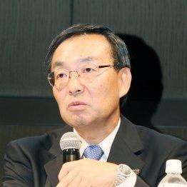 三社電機製作所の筆頭株主・パナソニックの社長を務める津賀一宏氏(C)日刊ゲンダイ