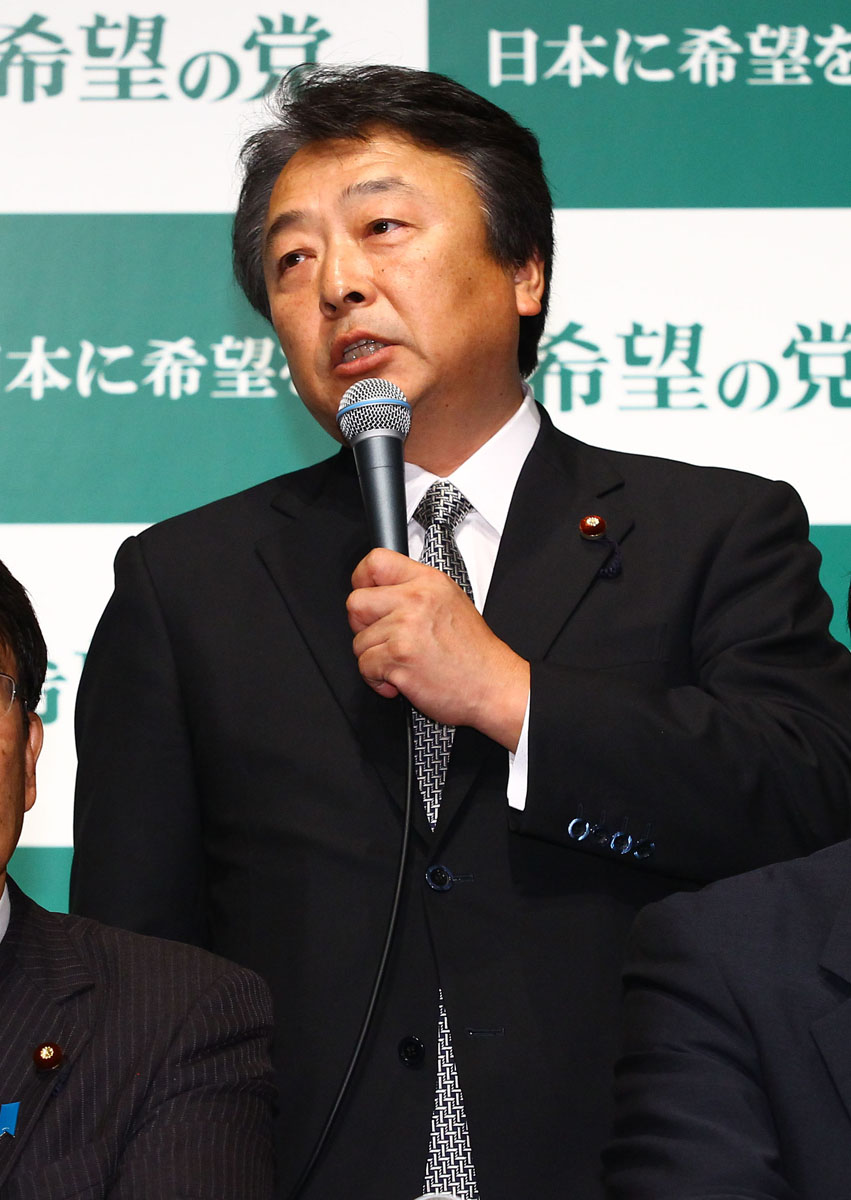 14区の鈴木義弘氏(C)日刊ゲンダイ
