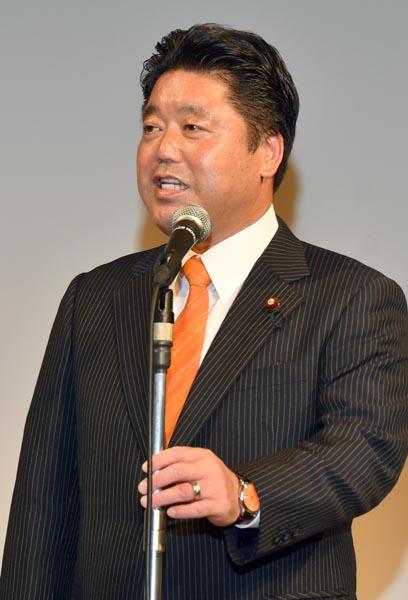 1区の下地幹郎氏(C)日刊ゲンダイ