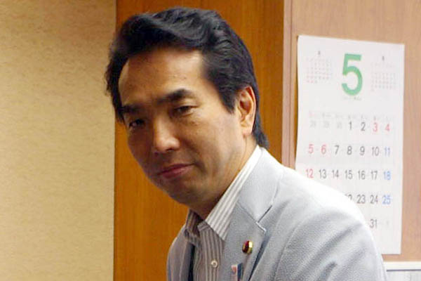 2区の江藤拓元農振水産副大臣(C)日刊ゲンダイ