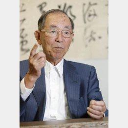 「今度の選挙は民主主義の根幹が問われている」(C)日刊ゲンダイ
