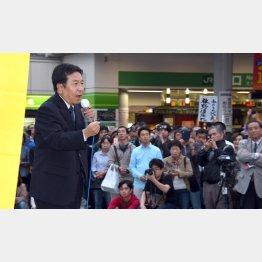 市民の「何かしたい」が求心力(C)日刊ゲンダイ