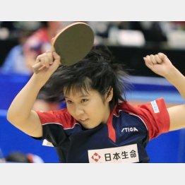 アジア選手権では中国選手を抑えて優勝した平野(C)日刊ゲンダイ