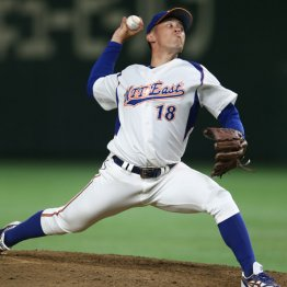 NTT東日本・西村天裕はボールの破壊力抜群のリリーバー