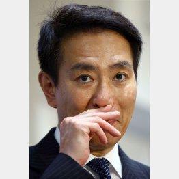 2区の前原誠司民進党代表(C)日刊ゲンダイ
