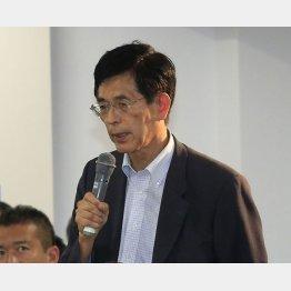 1区の篠原孝衆院議員(C)日刊ゲンダイ