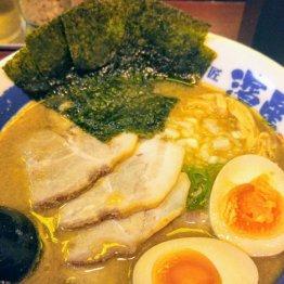 【麺匠濱星】お肉屋さんの繰り出す鶏白湯+煮干しの濃厚味