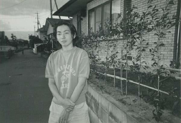 学生時代の後藤社長(提供写真)