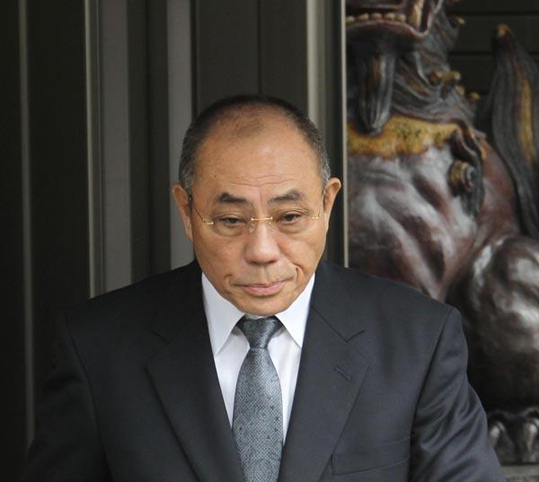 今年6月に井上組長も逮捕された(C)日刊ゲンダイ