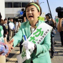 【滋賀】希望の党に「排除」された嘉田前知事に勢い