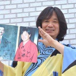 タレント河内家菊水丸さん 日本人解放のためバグダッドに