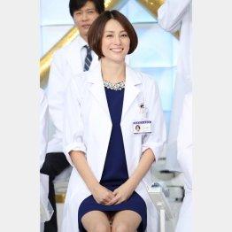 視聴率女王は健在(C)日刊ゲンダイ