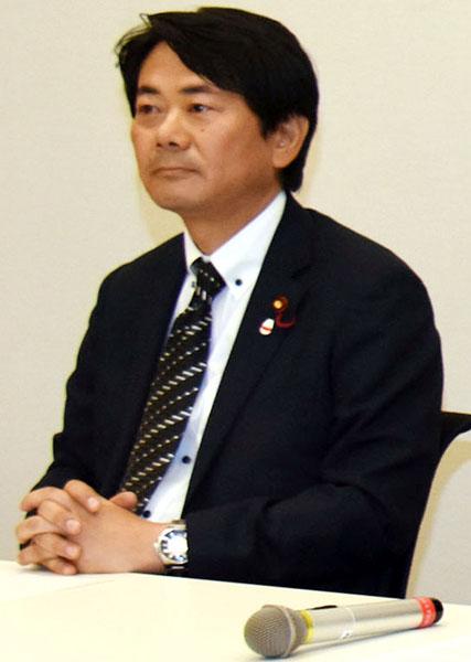 4区の小熊慎司氏(C)日刊ゲンダイ