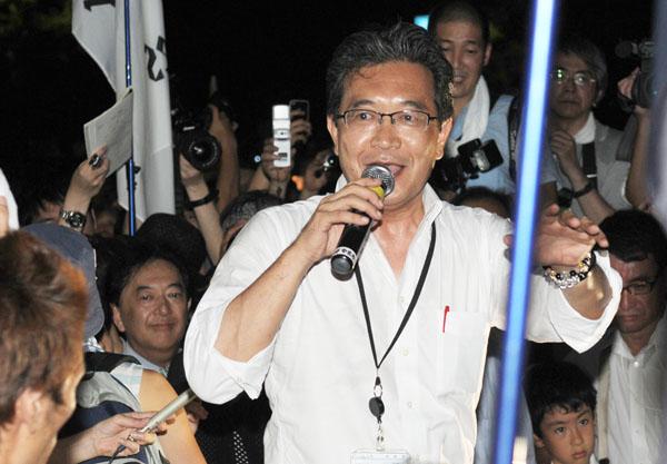 1区の川内博史氏(C)日刊ゲンダイ