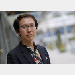 経済評論家の門倉貴史さん(C)日刊ゲンダイ