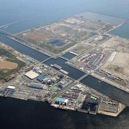 江東区と大田区が主張する人口島「中央防波堤埋立地」