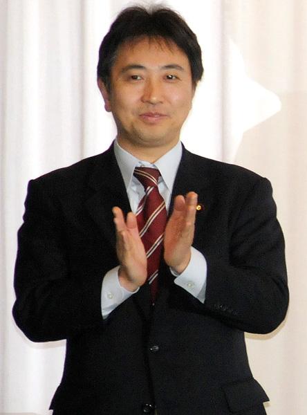 2区の畑浩治氏(C)日刊ゲンダイ