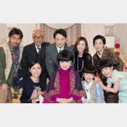 両親の出会いから丁寧に描いた(C)テレビ朝日