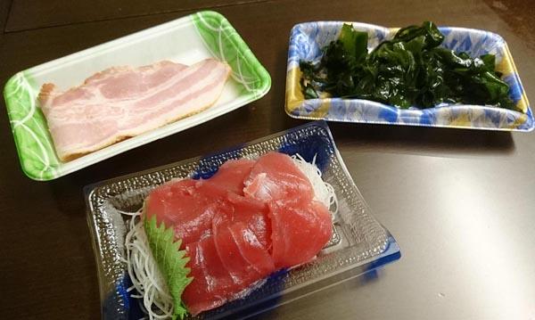 食卓に増える惣菜(提供写真)