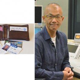 上柳昌彦さんは電車も買い物も「ビュー・スイカ」1枚で