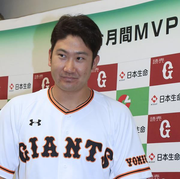 今季3度目の月間MVPの快挙(C)日刊ゲンダイ