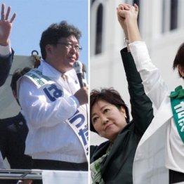 【東京24区】余裕の自民・萩生田氏 雨の日は街宣も中止