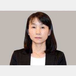 1区の西岡秀子氏(C)共同通信社