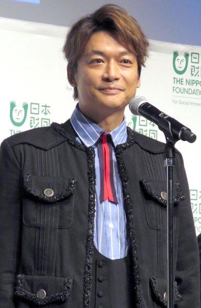 香取慎吾(C)日刊ゲンダイ