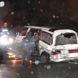 石橋和歩容疑者は危険な運転を日常的に繰り返していた