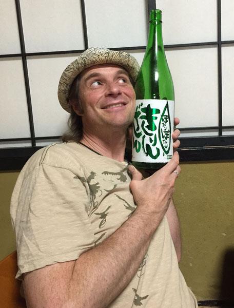 最近は新潟のお酒がお気に入り(提供写真)