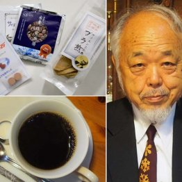 世界で初 抽出後1時間経っても酸化しないコーヒーを発明