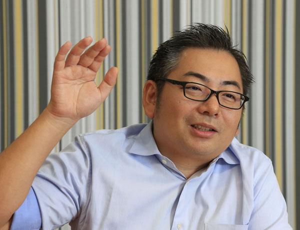 グローバルトラストネットワークスの後藤裕幸社長(C)日刊ゲンダイ
