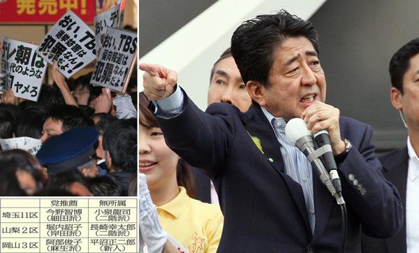 """党内の関心事は""""内ゲバ""""だけ(C)日刊ゲンダイ"""