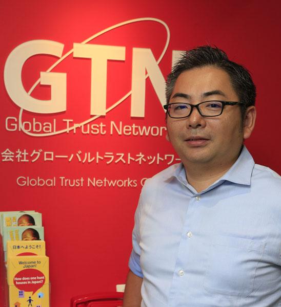 フローバルトラストネットワークスの後藤裕幸社長(C)日刊ゲンダイ