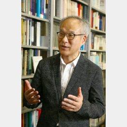 安倍首相は「改憲そのものが自己目的化している」/(C)日刊ゲンダイ
