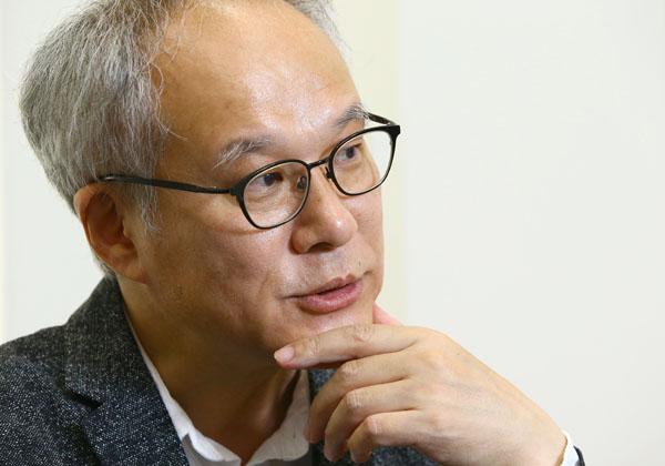 憲法学者の長谷部恭男教授(C)日刊ゲンダイ