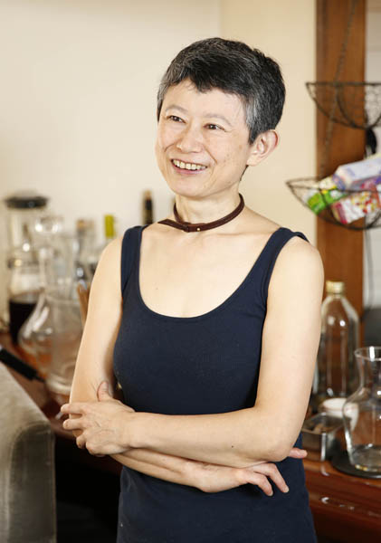 ローゼンタールの島田由美子さん(C)日刊ゲンダイ